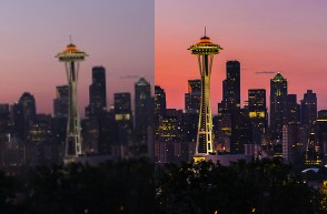Shoot And Edit Seattle Skyline